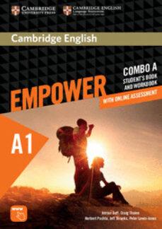 Descarga gratuita de libro completo CAMBRIDGE ENGLISH EMPOWER STARTER COMBO A (SPLIT EDITION) (STUDENT S BOOK A & WORKBOOK A WITH ONLINE ASSESSMENT & PRACTICE) de  (Spanish Edition)