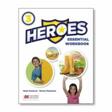 Descarga de ebook de código abierto de soa HEROES 3 ACTIVITY BOOK PACK ESSENTIALS de  (Spanish Edition) 9781380040381