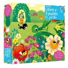 Cdaea.es El Jardin (Libro Y 3 Puzles) Image