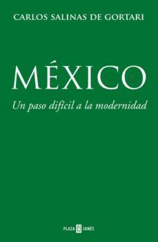 mexico un paso dificil a la modernidad pdf descargar