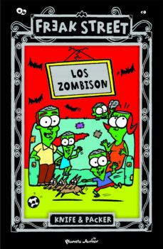 Titantitan.mx Freak Street: Los Zombison Image
