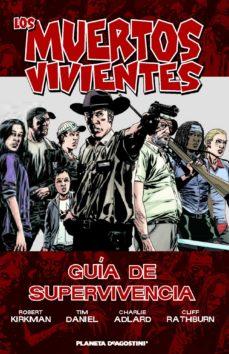 los muertos vivientes (the walking dead) guia-robert kirkman-charlie adlard-9788415480181