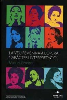 Permacultivo.es La Veu Femenina A L ÒPera: Caràcter I Interpretació Image