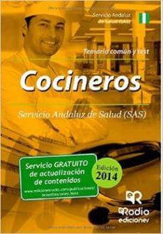 Valentifaineros20015.es Cocinero Del Sas. Temario Común Y Test. Image