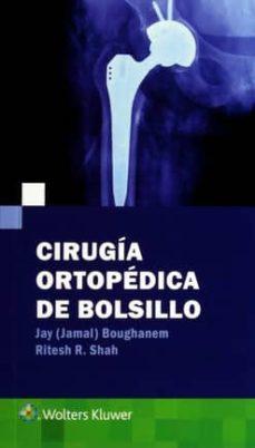 Ebook kostenlos descargar fr kindle CIRUGÍA ORTOPÉDICA DE BOLSILLO 9788416353781  (Spanish Edition) de BOUGHANEM