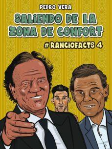 ranciofacts 4: saliendo de la zona de confort-pedro vera-9788416880881