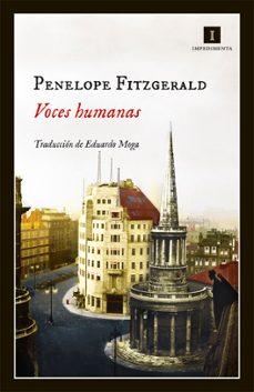 Descargar el eBook de los más vendidos VOCES HUMANAS de PENELOPE FITZGERALD