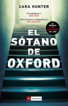 el sótano de óxford-cara hunter-9788417761981