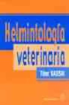 Descargar pdf ebooks gratuitos HELMINTOLOGIA VETERINARIA de TIBOR KASSAI 9788420009681 FB2
