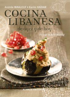 cocina libanesa de ayer y hoy-andree maalouf-karim haidar-9788420684581