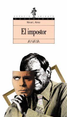 el impostor-manuel l. alonso-9788420741581