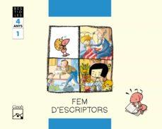 Padella.mx Fem D Escriptors (3 Anys) Image