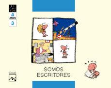Geekmag.es Somos Escritores (4 Años) (3r Trimestre) Image