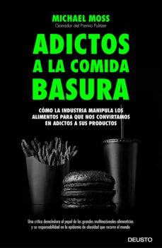 Leer libros descargados en iphone SALT SUGAR FAT: ADICTOS A LA COMIDA BASURA in Spanish DJVU de MICHAEL MOSS