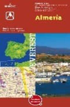 Inmaswan.es Almeria (Plano Callejero) (Serie Roja) (1:8000) (1:250000) Image