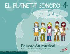 Inmaswan.es Planeta Sonoro 4 Ep - Alumno+actividades Image