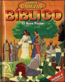 Cdaea.es El Buen Pastor (Rompecabezas Y Pegatinas Biblicos) Image