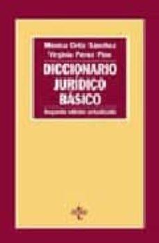 Chapultepecuno.mx Diccionario Juridico Basico (2ª Ed.) Image