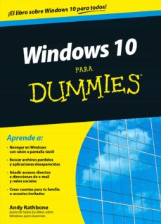 Descargar WINDOWS 10 PARA DUMMIES gratis pdf - leer online