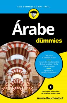 Descargas de libros de Amazon para iphone ÁRABE PARA DUMMIES (Spanish Edition) de AMINE BOUCHENTOUF DJVU RTF