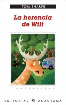 la herencia de wilt-tom sharpe-9788433923981