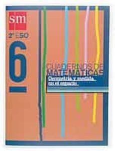 Costosdelaimpunidad.mx Proyecto Recuperacion. Cuaderno De Matematicas 6 (2º Eso): Geomet Ria Y Medida En El Espacio (Ed. 2004) Image
