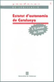 Ojpa.es Estatut D Autonomia De Catalunya 2006 Image