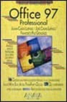 office 97 professional (manuales imprescindibles)-julian casas luengo-jose casas luengo-francisco paz gonzalez-9788441501881
