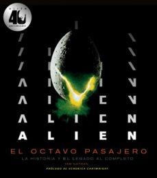 Descarga gratuita de libros móviles. ALIEN. EL OCTAVO PASAJERO (Literatura española) 9788445007181 de IAN NATHAN