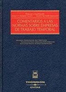 Relaismarechiaro.it Comentarios A Las Normas Sobre Empresas De Trabajo Temporal Image