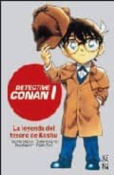 Padella.mx Pack Especial Detective Conan: La Leyenda Del Tesoro De Koshu / S Infonia Para Un Crimen Perfecto Image