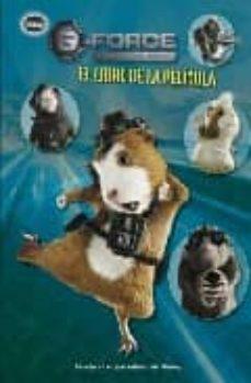 Javiercoterillo.es G-force: El Libro De La Pelicula Image