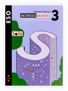 Eldeportedealbacete.es Ciències Socials. Geografia. Quad. Destreses Bàsiques 3. Projecte 3.16 3º Eso Catala Image