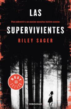 Libros gratis en línea para descargar para ipad LAS SUPERVIVIENTES in Spanish iBook 9788466346481