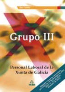 Inmaswan.es Personal Laboral De La Xunta De Galicia. Grupo Iii. Test Del Tema Rio General Comun Image