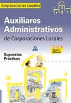 Geekmag.es Auxiliares Administrativos De Corporaciones Locales. Supuestos Practicos Image
