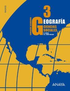 Enmarchaporlobasico.es Geografia 3º Eso (Madrid) Image