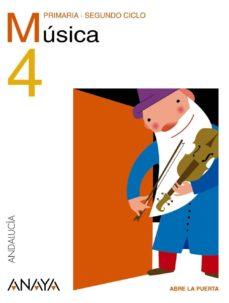 Trailab.it Música 4. (Libro) Educación Primaria Segundo Ciclo Image