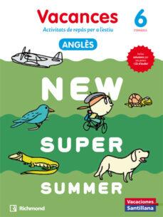 Comercioslatinos.es New Super Summer 6 Sb+cd Catalan Image
