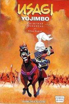 4gt6: usagi yojimbo: primeras andanzas (2ª ed.)-stan sakai-9788467405781
