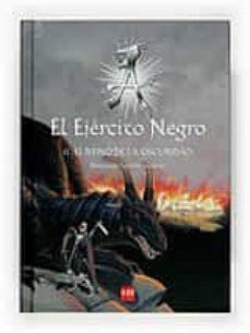 el ejercito negro (ii): el reino de la oscuridad-santiago garcia-clairac-9788467521481