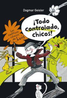 Inmaswan.es Los Caoticos Comics De Luis: ¡Todo Controlado, Chicos! Image