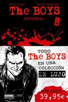 Descargar y leer THE BOYS INTEGRAL VOL.1 gratis pdf online 1