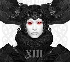 xiii, the art of nekro-9788467916881
