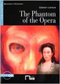 Descargar libros electrónicos para nook gratis THE PHANTOM OF THE OPERA. BOOK + CD