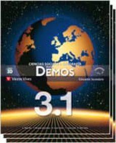 Concursopiedraspreciosas.es Nuevo Demos 3 Libro 1, 2 Y 3 Canarias Image