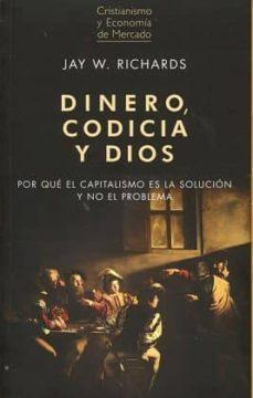 Concursopiedraspreciosas.es Dinero, Codicia Y Dios Image