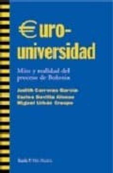 Vinisenzatrucco.it Euro-universidad : Mito Y Realidad Del Proceso De Bolonia Image