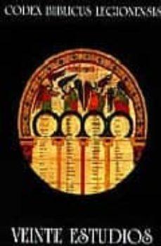 Colorroad.es Codex Biblicus Legionensis: Veinte Estudios Image