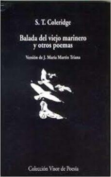 Descargas gratuitas para libros de kindles BALADA DEL VIEJO MARINERO Y OTROS POEMAS (Literatura española) de SAMUEL TAYLOR COLERIDGE DJVU 9788475221281